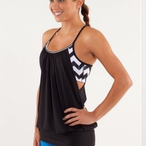 Lululemon No Limits Tank | size 8